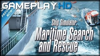 Ship Simulator: Maritime Search and Rescue Gameplay (PC HD)