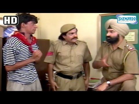 Sunil Grover, Jaspal Bhatti, Vivek Shauq comedy  from Full Tension  90's superhit comedy