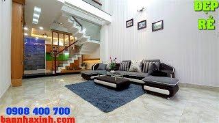 Bán Nhà phố đẳng cấp, 4.5 lầu, P6, Nguyễn Oanh. Gò Vấp - Tặng Full nội thất 200tr. Hẻm Oto 5m thông