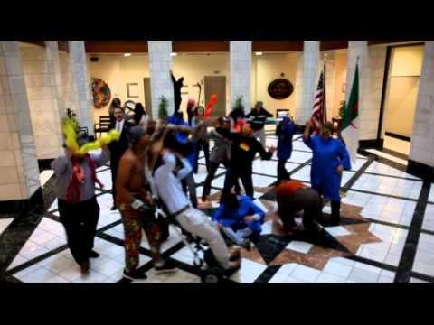 Harlem Shake U.S. Embassy Algiers 02.21.2013