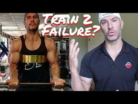 Training To Failure Scientific Review