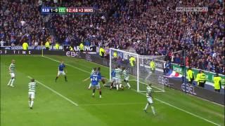 Rangers 1-0 Celtic 28/02/2010 Edu Goal