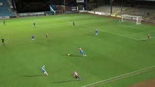 Carlisle United 2 - 3 Bradford City - FA Youth Cup highlights