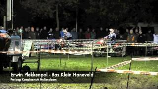 Crashes, spanning en sensatie Proloog Kampioensrit Hellendoorn