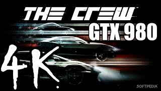 The Crew™ ▶️ PC ULTRA 4K NoAA | GTX 980 & i7 4790K