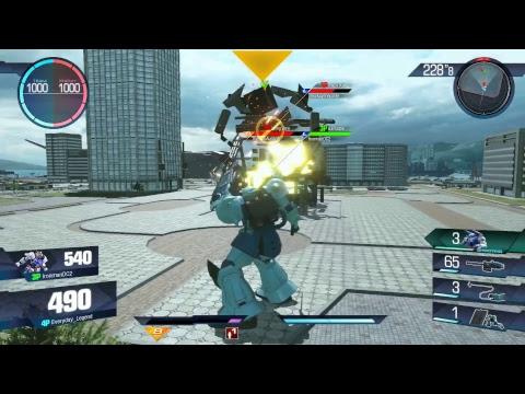 Basement Road Show — Gundam Versus w/ Grant Patterson