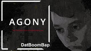 boom bap hip hop beats Agony
