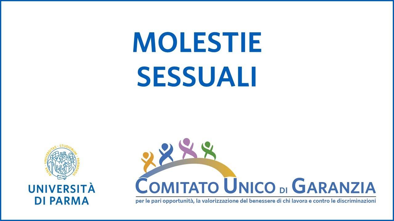CUG - Molestie Sessuali