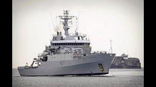 Конфлікт біля Азову: корабель НАТО раптово зайшов у Чорне море