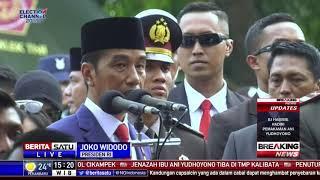 Jokowi: Indonesia Kehilangan Tokoh Wanita Terbaik