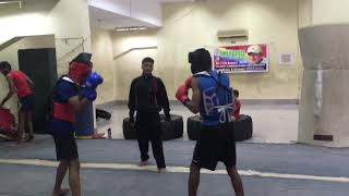 Download Video Wushu Sanda Elimination fight Feather weight Vs Fin weight MP3 3GP MP4