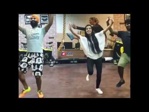 Ankitta Sharma lovely dance | chal mele nu chaliye