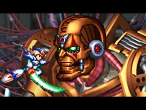 Mega Man X6 (PS1) All Bosses (No Damage)