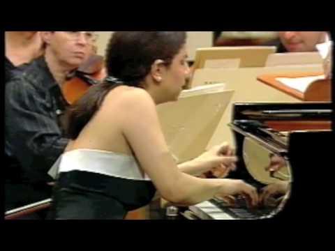 Sofya Melikyan plays the Heroic Ballad by Babadjanian 1st part