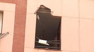 La explosión en Tarragona provoca dos muertos