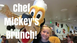NEW! CHEF MICKEY