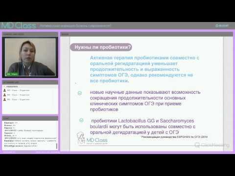 Основы лечения ротавируса
