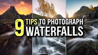 9 GREAT Tips to Photograph Waterfalls screenshot 5