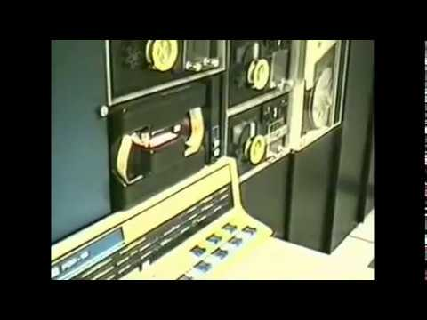 PDP-10 Digital Equipment Corporation KA10 CPU - YouTube