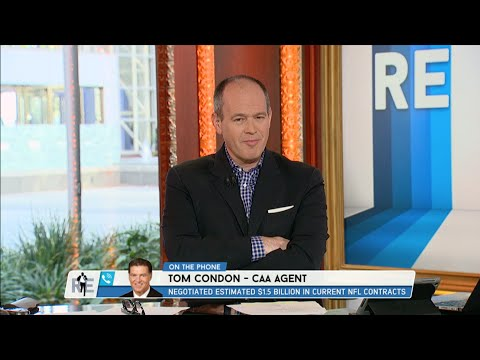 Peyton Manning's Agent Tom Condon Gives Us a Sneak Peak of What Could Be Peyton's Future - 3/8/16