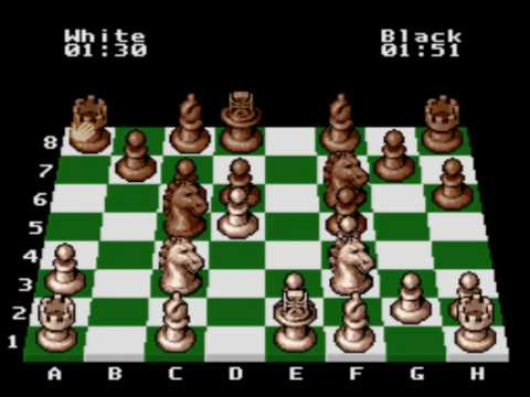Let's Play The Chessmaster Episode 1: Of Knights & Men