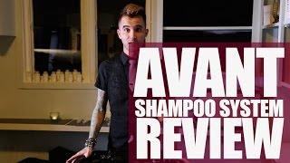 AVANT SALON SHAMPOO SYSTEM Review - Minerva Beauty