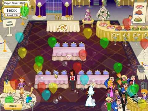 Wedding Dash Level 2-9 & 2-10