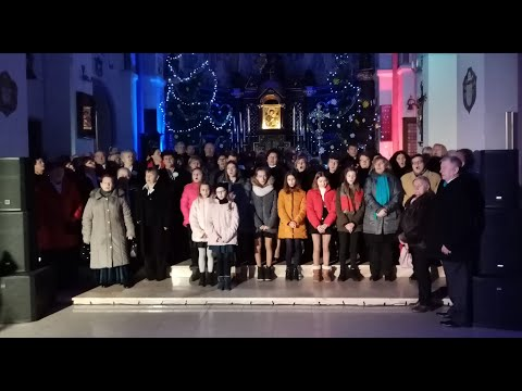 Koncert kolęd i pastorałek - Parzno (12.01.2020)