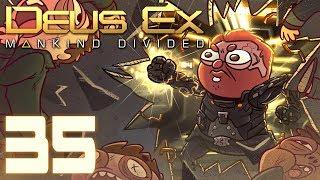 Deus Ex: Mankind Divided [Part 35] -  London Fog