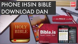KnowPlus: [Lai Tong] Mobile Phone ihsin Bible download dan (Falam, Hakha le Mizo) #3