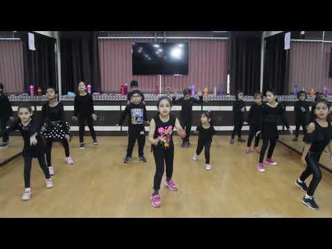Gwandian Da Dhol Dance | Dr. Zeus | Zora Randhawa | Bhangra | Kids | Choreography By Step2Step
