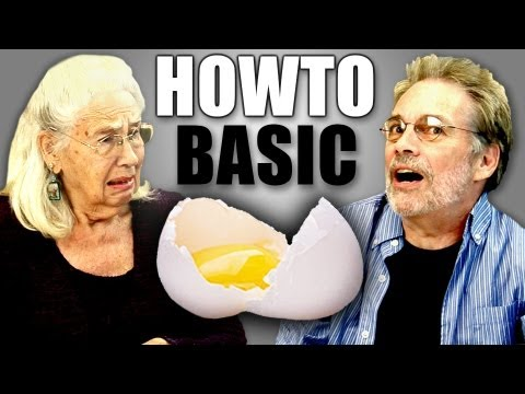 ELDERS REACT TO HOWTOBASIC