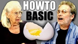 ELDERS REACT TO HOWTOBASIC(HowToBasic Extra Video: http://goo.gl/cDUHi NEW Videos Every Week! Subscribe: http://goo.gl/nxzGJv Watch all main React episodes ..., 2013-06-13T19:34:14.000Z)