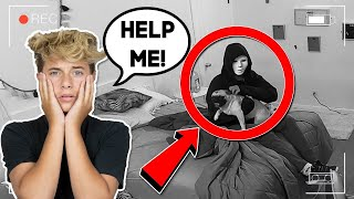 Catching The CREEPY STALKER Who's Been Watching Me... **LIVE FOOTAGE** | Gavin Magnus