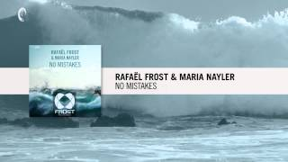 Rafael Frost & Maria Nayler - No Mistakes (Frost Recordings / RNM)
