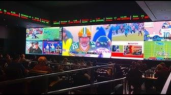 New Sport Betting Area Rivers Casino IL