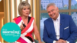 Laura From Love Island Fancies Eamonn! | This Morning