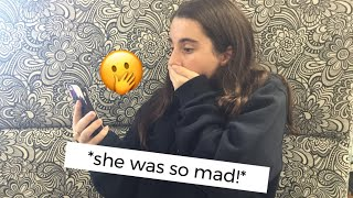 LYRIC PRANK ON BEST FRIEND | also me living my life for like 5 mins