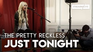 The Pretty Reckless ( Taylor Momsen ) - Just Tonight - Le Live