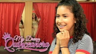 My Dream Quinceañera - Mia Ep 2 - Surprise Dance and Dama Dresses!