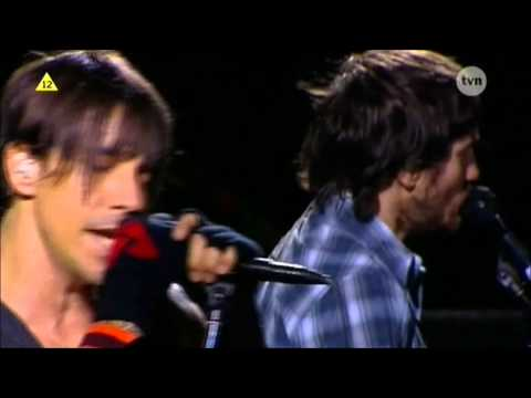 Red Hot Chili Peppers - This Velvet Glove - Live in Poland [HD]