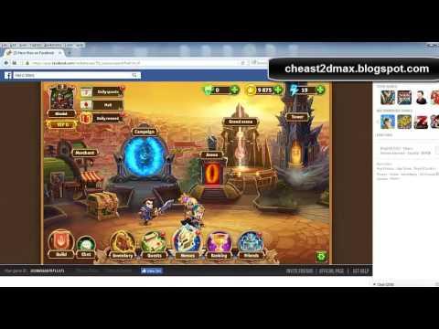 Hero Wars Facebook Trainer Video Tutorial