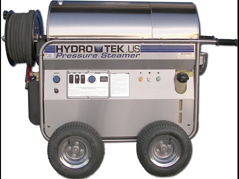 Hydro Tek Hp Series Electric Powered Hot Water Pressure