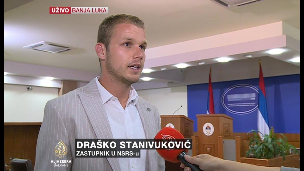 Slikovni rezultat za Stanivuković: Dodik je klasični autokrata koji je odlučio sve da zastraši