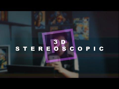 Tutorial 3D Stereoscopic - Adobe Premiere Pro (Indonesia)