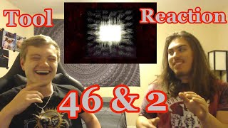 Download College Student's First Time Hearing - 46 & 2 | Tool Reaction Mp3 and Videos