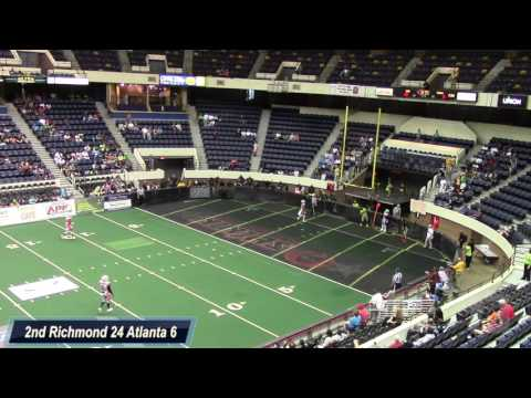 Rider Replay (Atlanta Furious vs Richmond Roughriders 5.20)