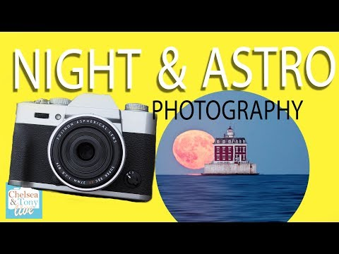 TC Live: Night Photography & Astrophotography