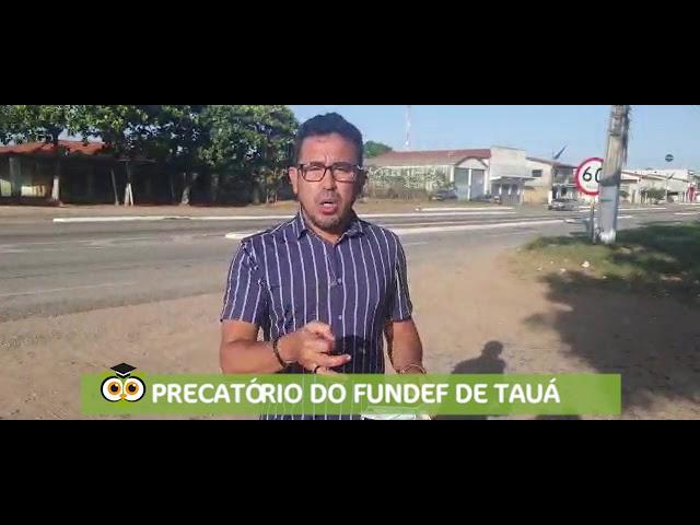 BLOQUEADO 60% DO PRECATÓRIO DE TAUÁ PARA PROFESSORES(AS)