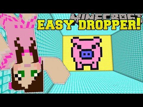 Minecraft: JEN'S SUPER EASY DROPPER! - VALENTINE PARK - Custom Map [4] thumbnail